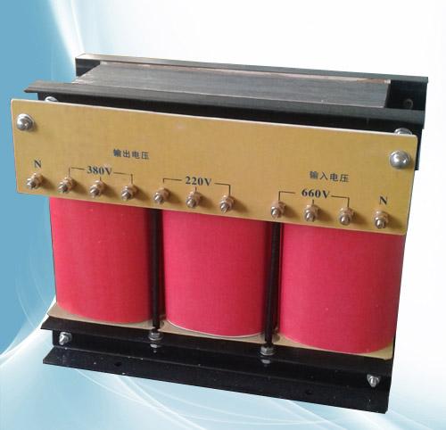 660v变380v - 常用变压器